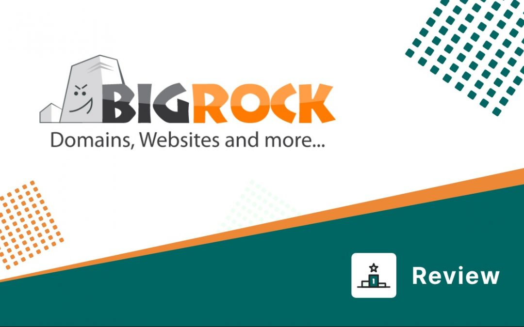 What Is BigRock? Why to Choose BigRock Reseller hosting?
